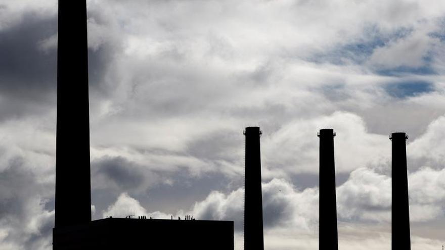 Las emisiones contaminantes se redujeron un 13% entre 1990 y 2016