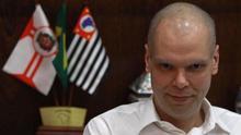 El alcalde de Sao Paulo defiende la reapertura con más del 90 % de las UCI ocupadas