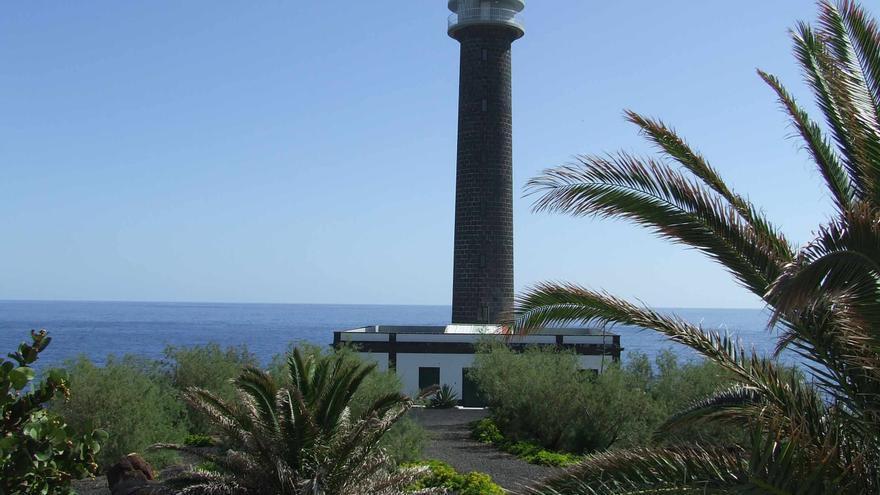 Faro de Punta Cumplida. Imagen del AYUNTAMIENTO DE BARLOVENTO.