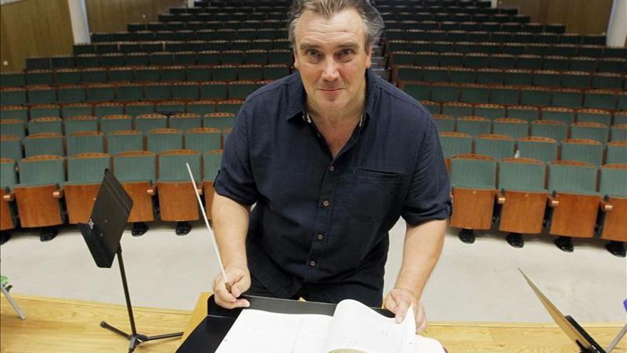 La Orquesta de Cadaqués, dirigida por Jaime Martín, en el Auditorio Nacional