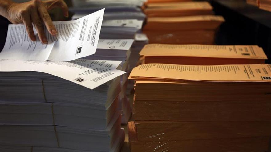 El Diario Oficial publica la convocatoria de elecciones en la C.Valenciana