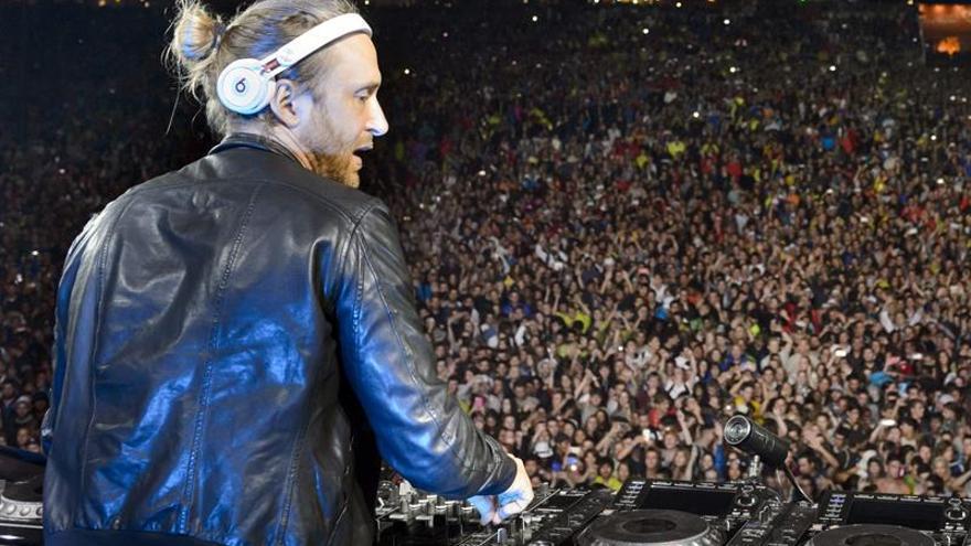 """El DJ David Guetta ofrecerá mañana su único """"big show"""" en España durante 2016"""