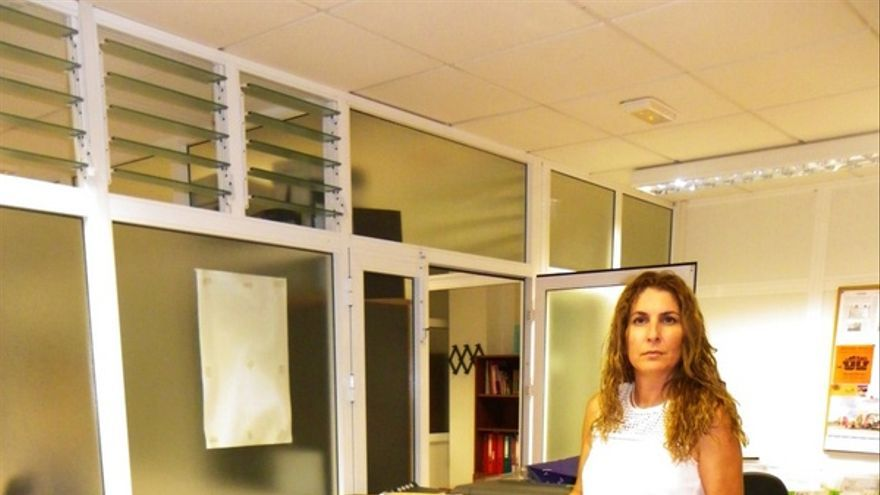 Elena Cabello, concejal de Servicios Sociales de Arona