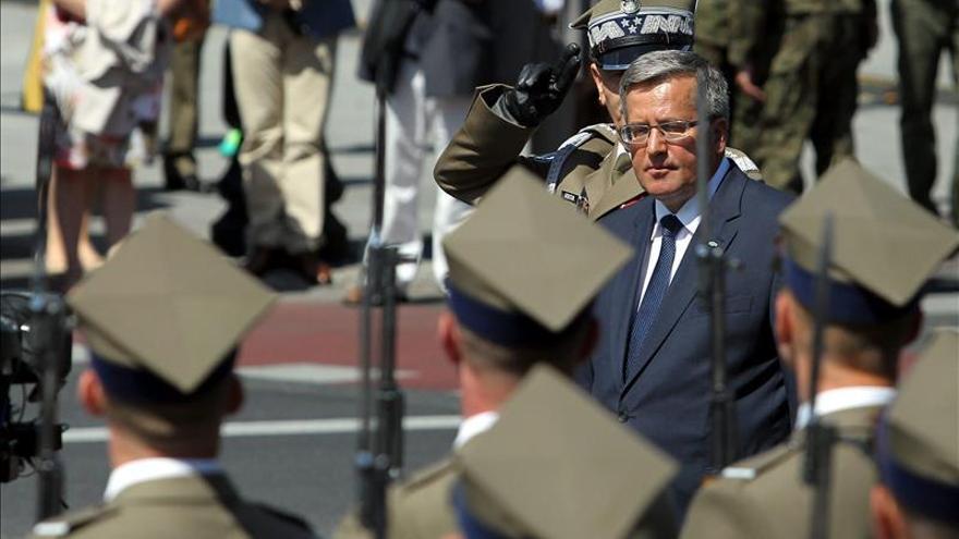 Polonia aumentará su gasto militar ante el temor al expansionismo ruso