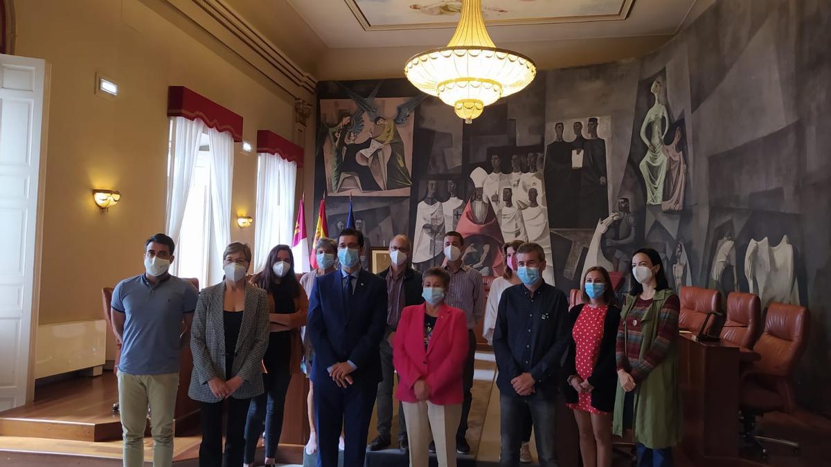 Presentación del XIV Congreso Estatal y II Iberoamericano de Trabajo Social