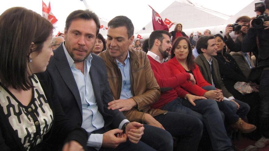 """Oscar Puente: """"La etapa de los barones es un paréntesis en la historia del PSOE que termina hoy"""""""