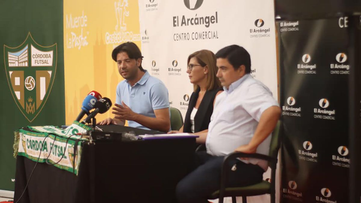 Presentación de la campaña de abonados del Córdoba Patrimonio