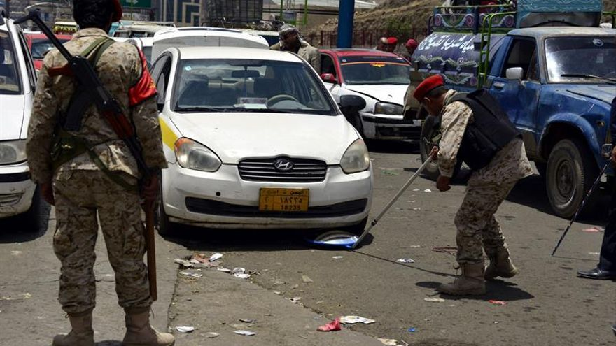 Mueren tres miembros de Al Qaeda en un bombardeo de un dron de EE.UU. en el Yemen