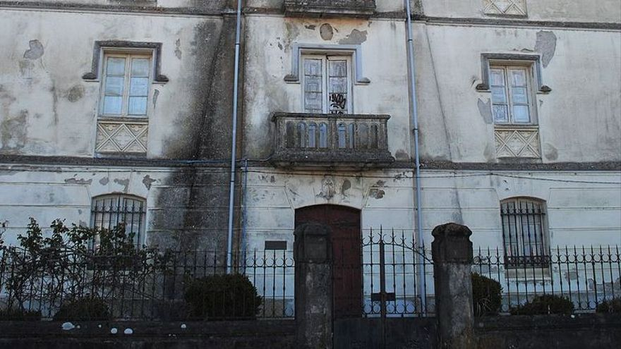 Campo de concentración de Camposancos, en Pontevedra