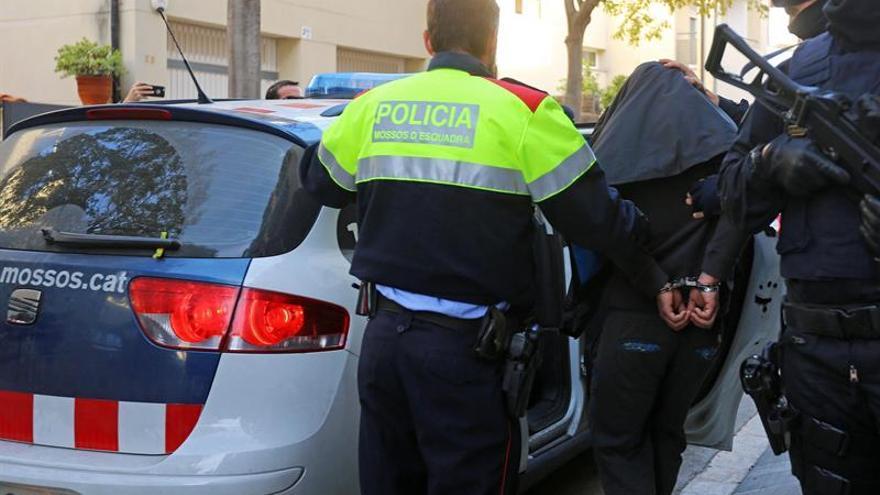 Operación de los Mossos contra el terrorismo yihadista en Barcelona e Igualada