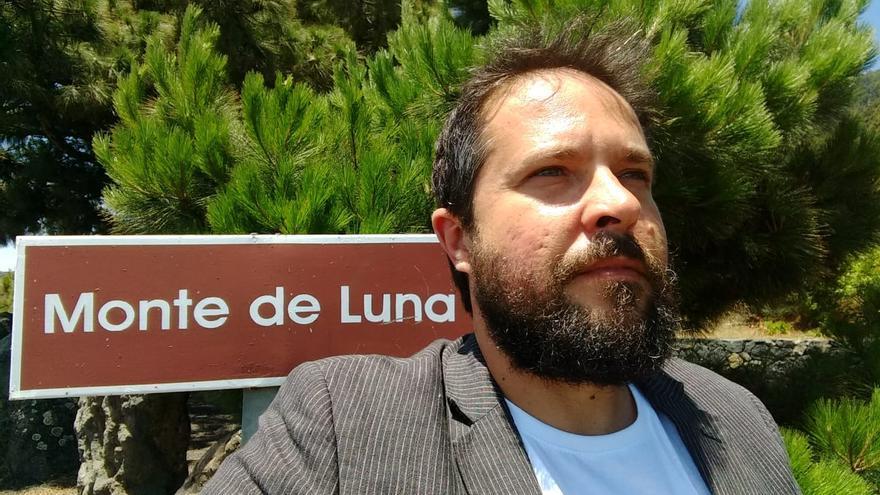 Antonio Herrera es el director del Festival Internacional de Cine Astronómico (MICA).