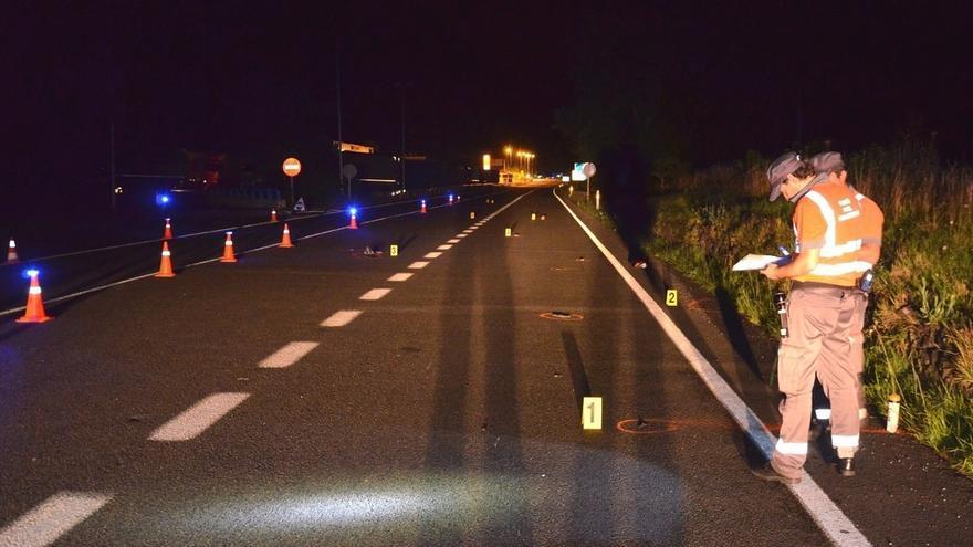 Muere un torrelaveguense de 43 años atropellado en la localidad navarra de Santesteban