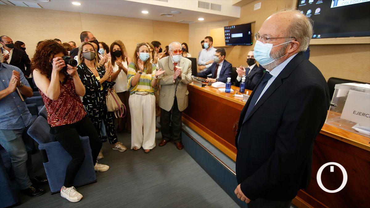 José Carlos Arias, nuevo decano del Colegio de Abogados de Córdoba