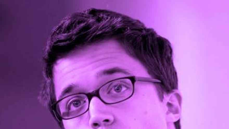 Iñigo Errejón de Purple Rain