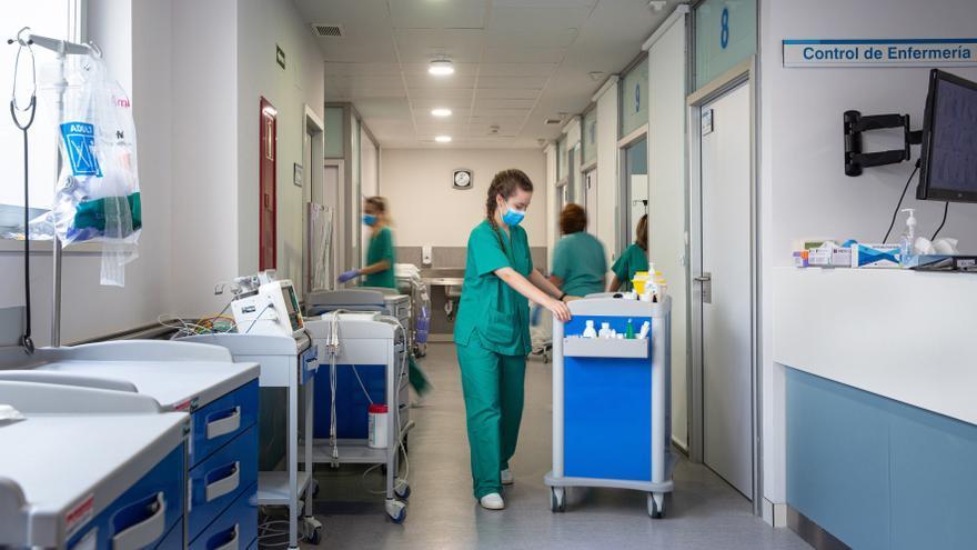 La Rioja registra 904 casos activos y se estabiliza la situación hospitalaria