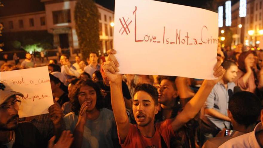 Recogen firmas para pedir al Gobierno marroquí despenalizar la homosexualidad