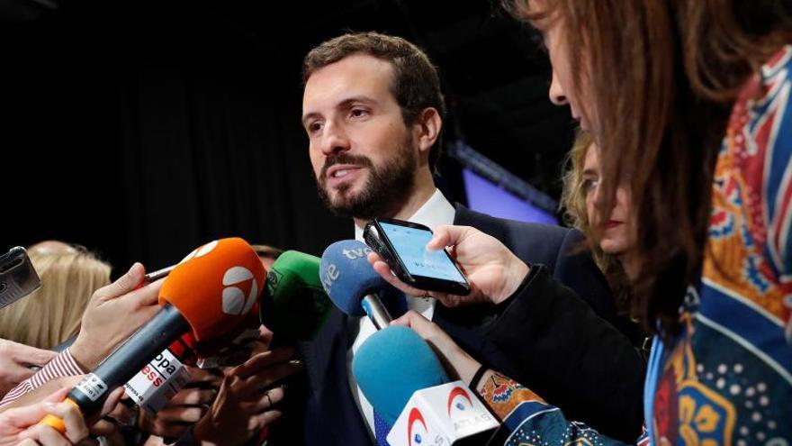 """El PP pide que la transición ecológica sea """"justa"""" y """"no deje atrás a nadie"""""""
