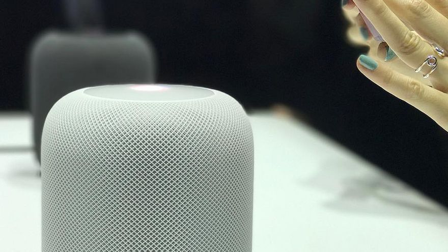 Apple HomePot