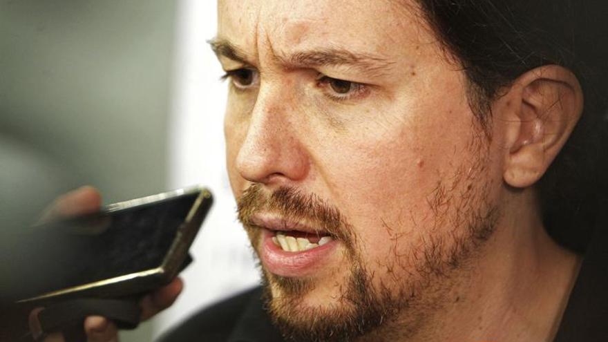 """Iglesias vaticina """"acuerdo en todo"""" en el consejo ciudadano de Podemos"""
