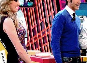 Jorge Fernández y Anna Simon, la pareja de la Nochevieja en Antena 3