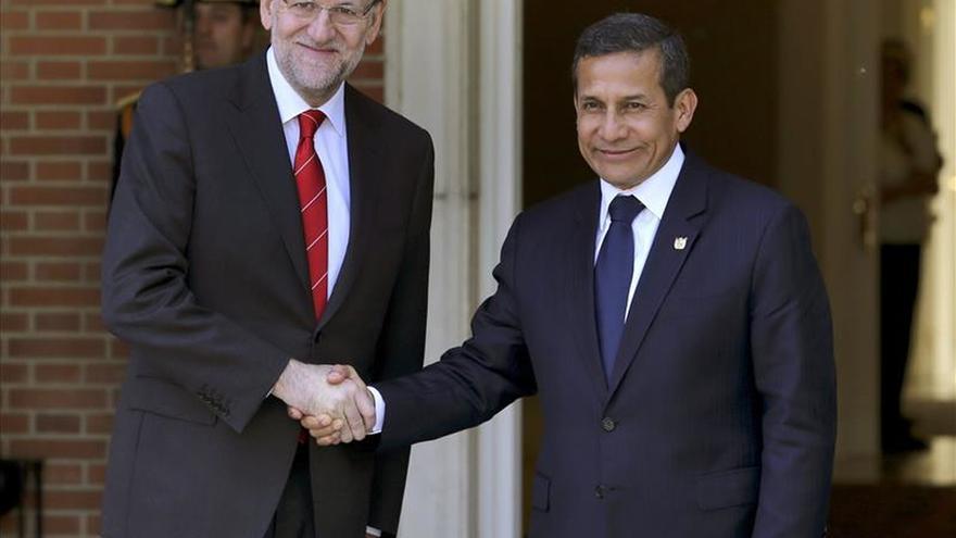Perú condecorará a autoridades españolas por consolidar la relación bilateral