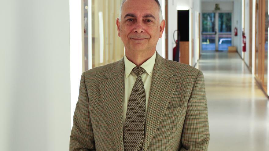 El investigador Antonio Martín Meizoso