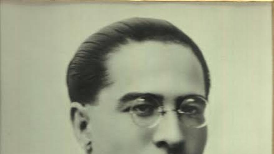 Amado Vieira Amores alcalde Valencia Alcantara Memoria Historica Extremadura