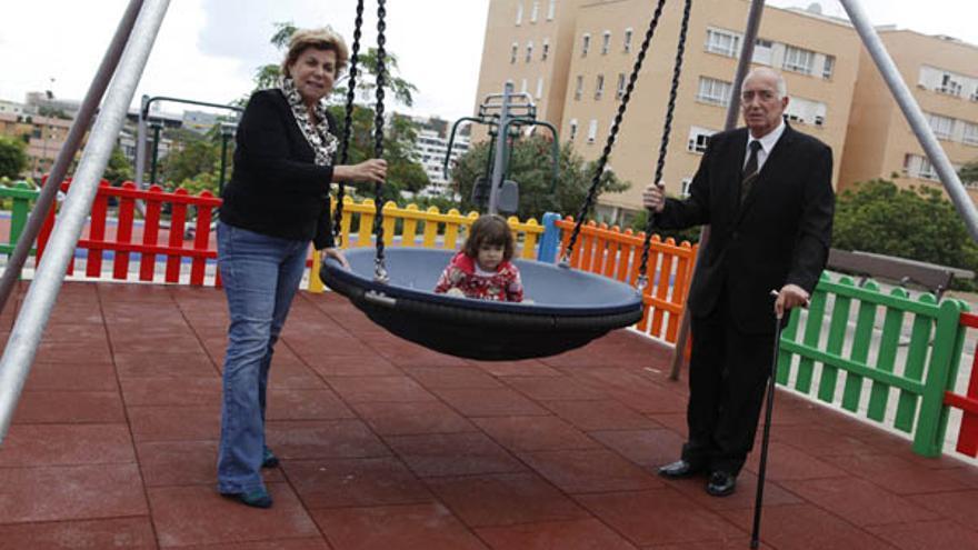 Del nuevo parque en La Ballena #4