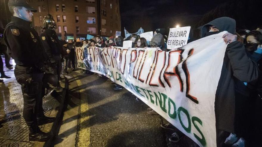 El jefe de la Policía Nacional en Madrid, orgulloso por la detención del bombero