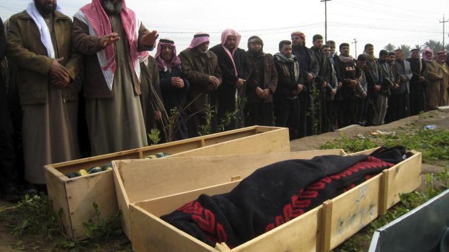 Al menos 26 muertos y 56 heridos en distintos actos de violencia en Irak