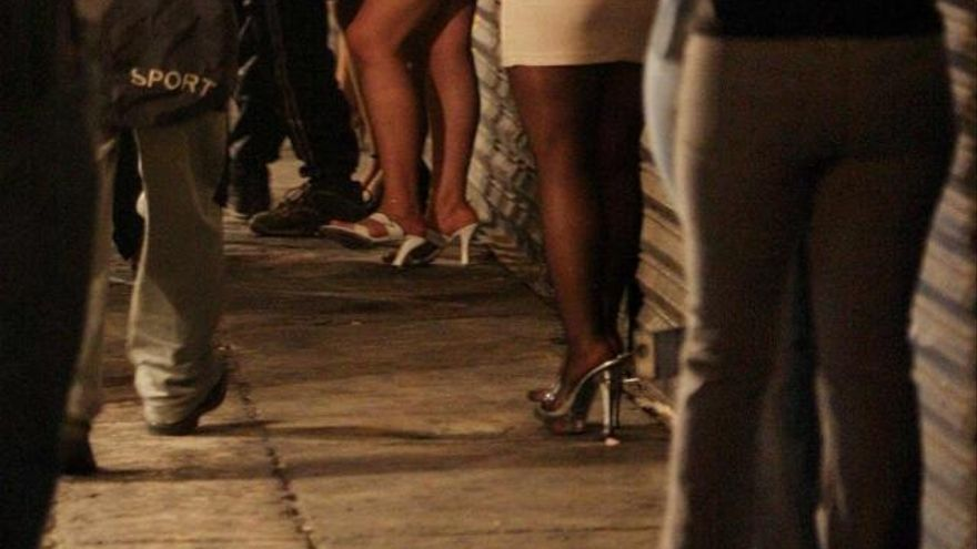 cámara web prostituta callejera esclavitud en Córdoba