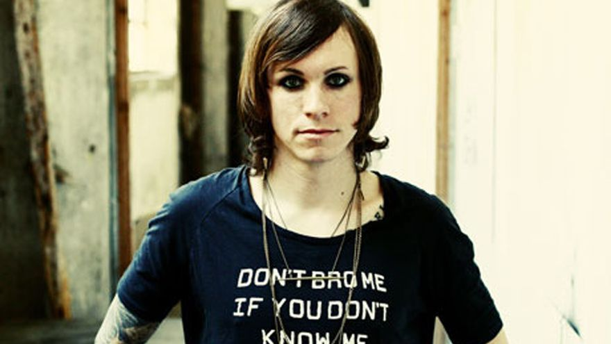 Te lo dice Laura Jane Grace, lider de Against Me! y persona maravillosa en general