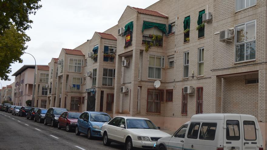 Barrio de La Granja, en Ciudad Real