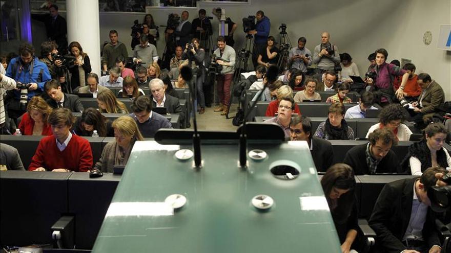 Sindicatos de periodistas critican que Rajoy haya eludido una rueda de prensa