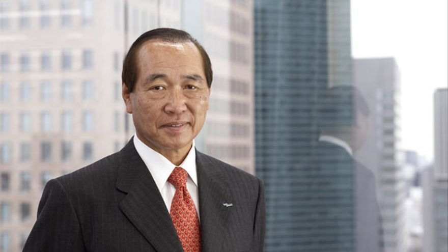 Hajime Satomi SEGA