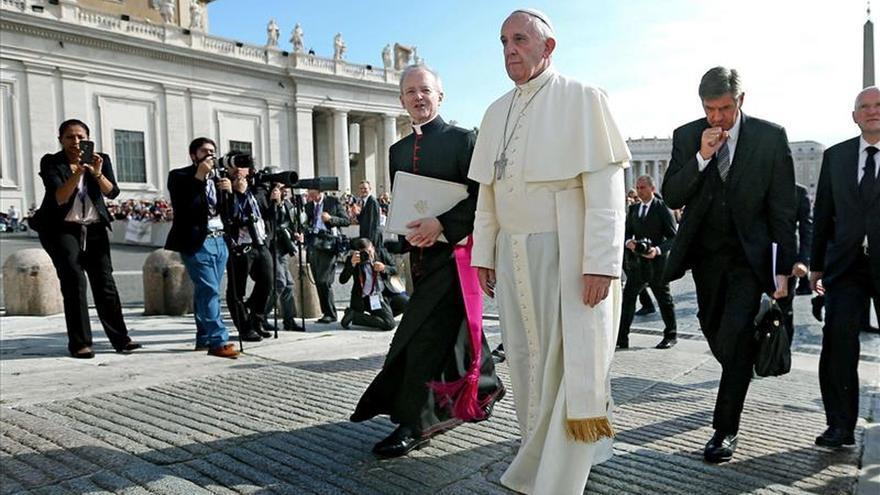 """Pablo Medina, opositor venezolano, pide ayuda al papa para """"lograr elecciones auténticas"""""""