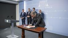 Gobierno Vasco, Diputaciones y Eudel se comprometen a desarrollar políticas a favor de la familia y la infancia