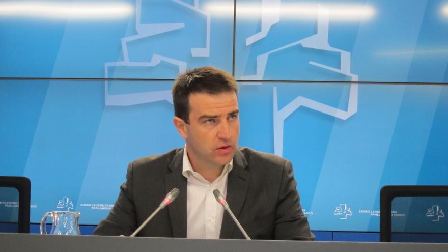 """Maneiro (UPyD) dice que no hay avances y que el Gobierno vasco y lehendakari """"no tienen propuesta o no la dicen"""""""