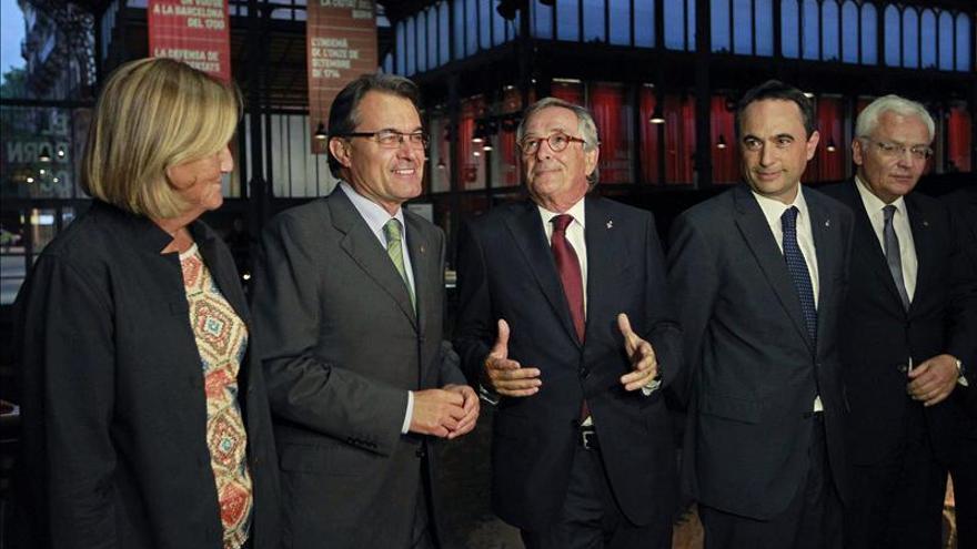 La Generalitat estima que la aportación del Estado a la cultura catalana baja un 75 por ciento