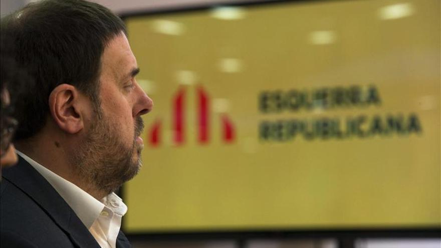 Junqueras llama a ampliar la base independentista el 24M que será una primera vuelta