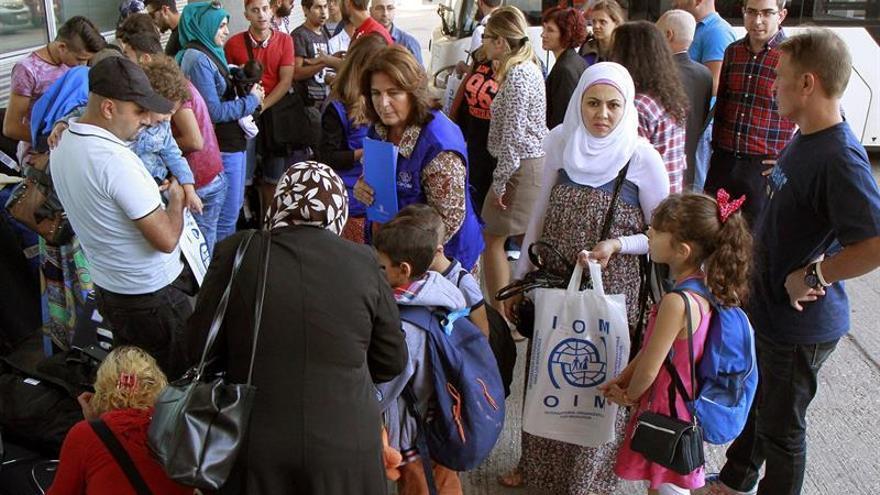 España ya acoge a 552 refugiados tras la llegada de 36 sirios desde Grecia