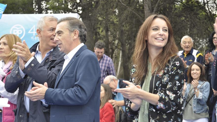 """Levy (PP): """"Los independentistas serán responsables de todo aquello que hagan para quebrar la democracia"""""""