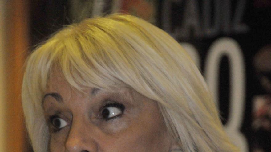 """Teófila Martínez (PP) niega """"rotundamente"""" haber recibido sobresueldos y se suma a la demanda del partido"""
