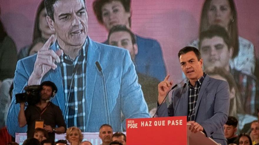 """Sánchez: el """"brexit"""" y el proceso separatista catalán se basan en """"mentiras"""""""