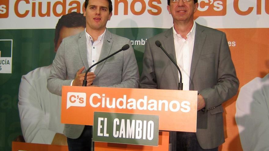Ciudadanos tiene autonomía respecto a Rivera para tomar decisiones y su delegación la compondrán dos andaluces