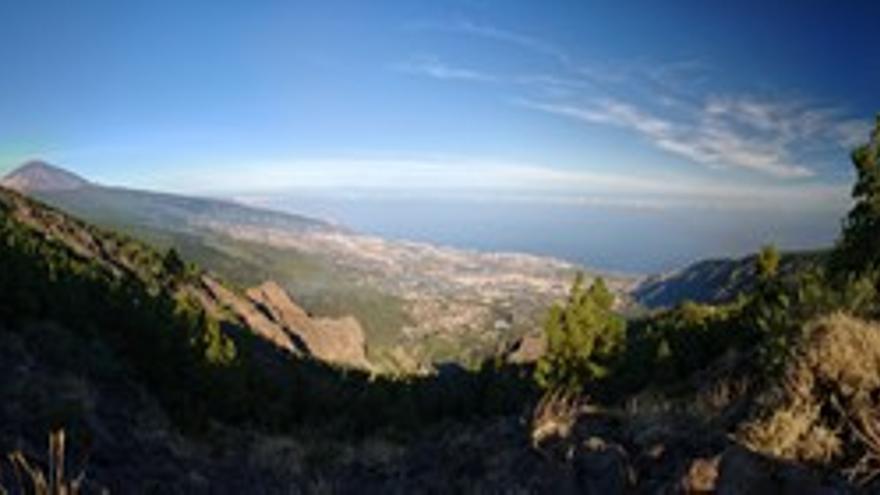Explican la formación de los Valles de La Orotava y Güïmar