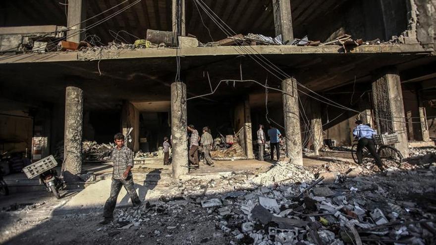 EE.UU. mata por error a 18 milicianos sirios de fuerzas aliadas