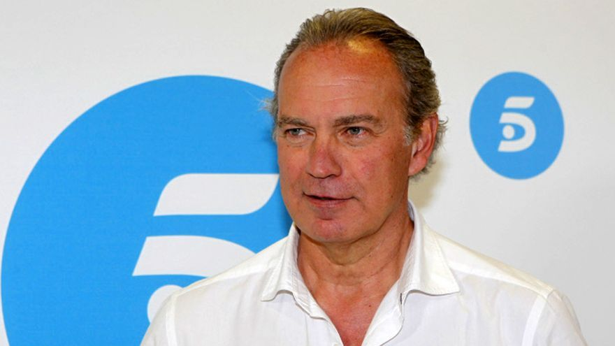 Bertín Osborne en Telecinco