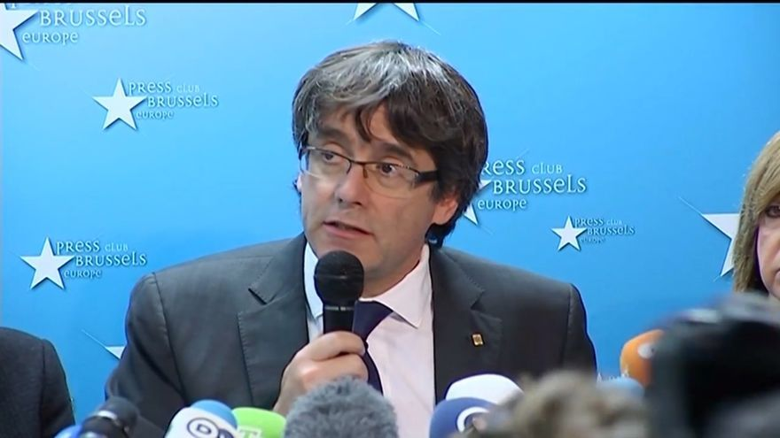 """La Fiscalía belga deja para """"mañana o el lunes"""" la designación del juez que citará a Puigdemont por la euroorden"""