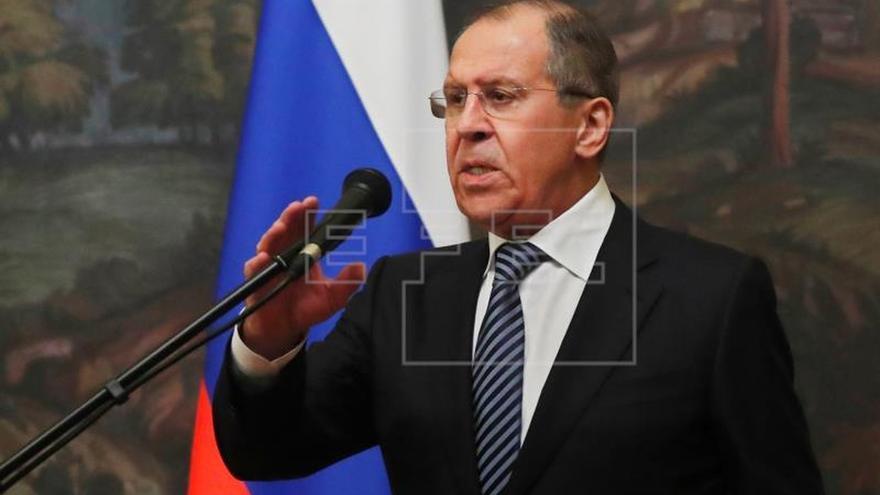 Rusia expulsa a 60 diplomáticos de EEUU y cierra consulado estadounidense en San Petersburgo